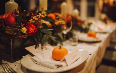 A Thanksgiving timeline for your planning