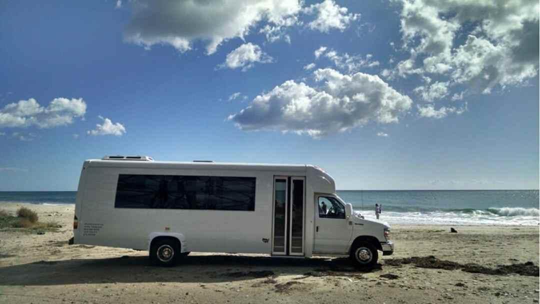 Krug 24 passenger mini-coach