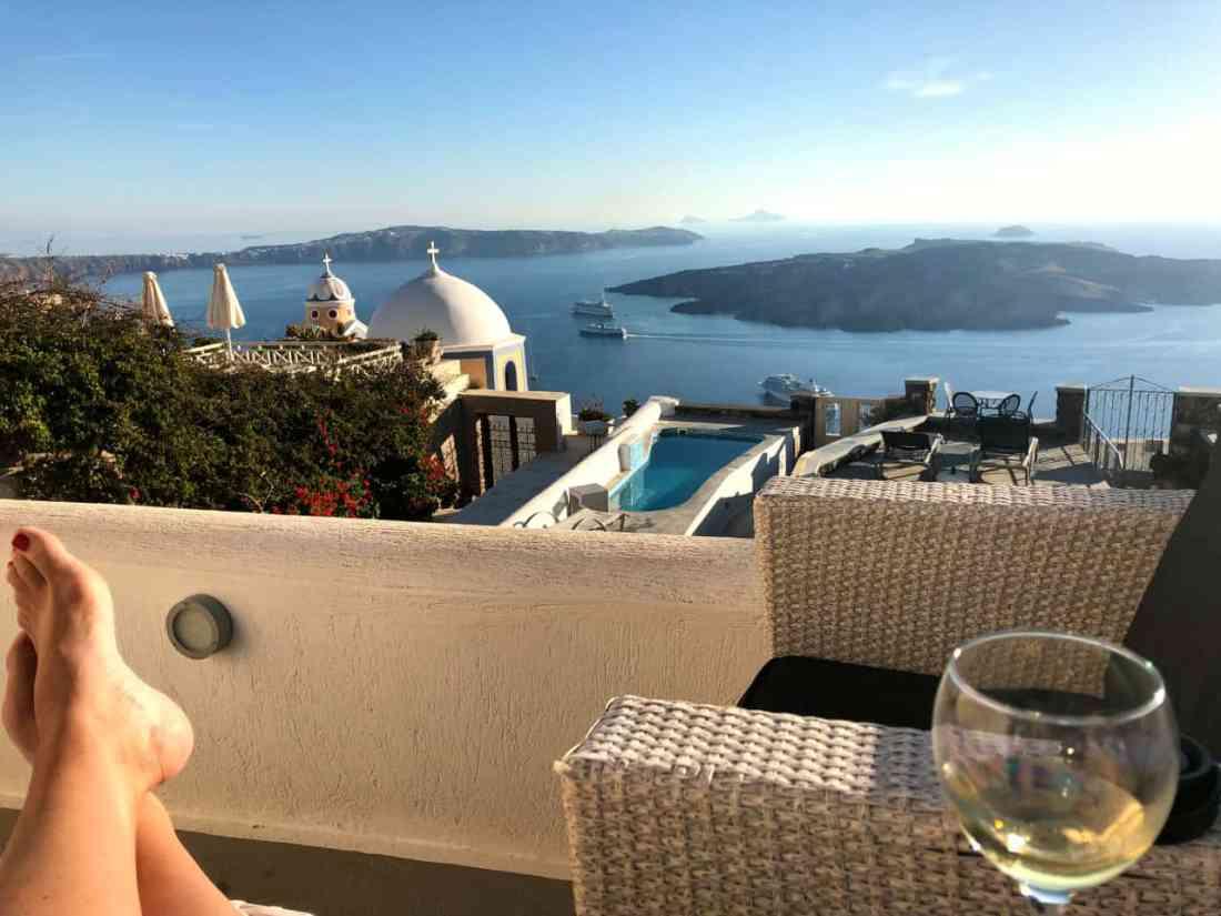 Girls Getaway Trip to Greece: 3 Islands in a Week