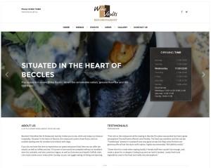 Wine Vaults Website
