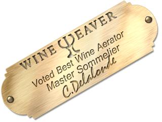 WineWeaver Wine Aerator Reviews and Praise