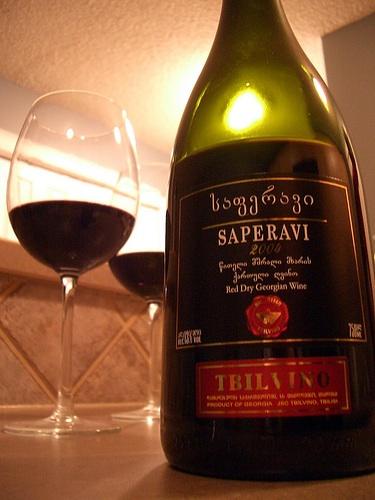 Republic of Georgia wine