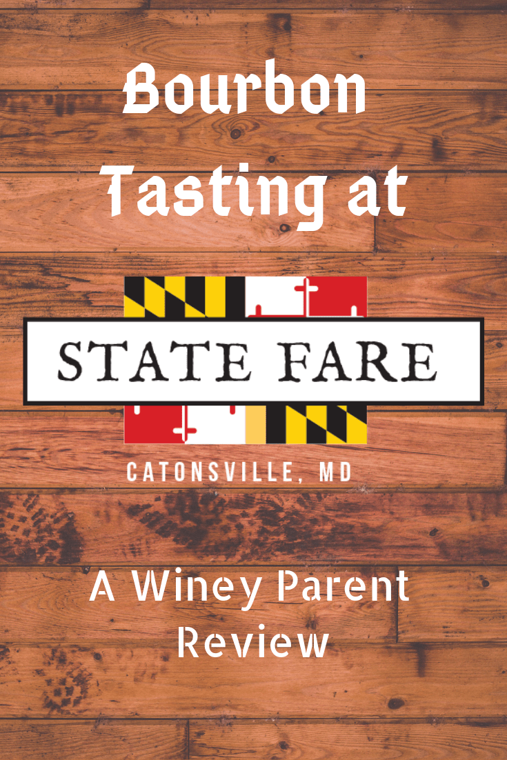 Bourbon Tasting at State Fare