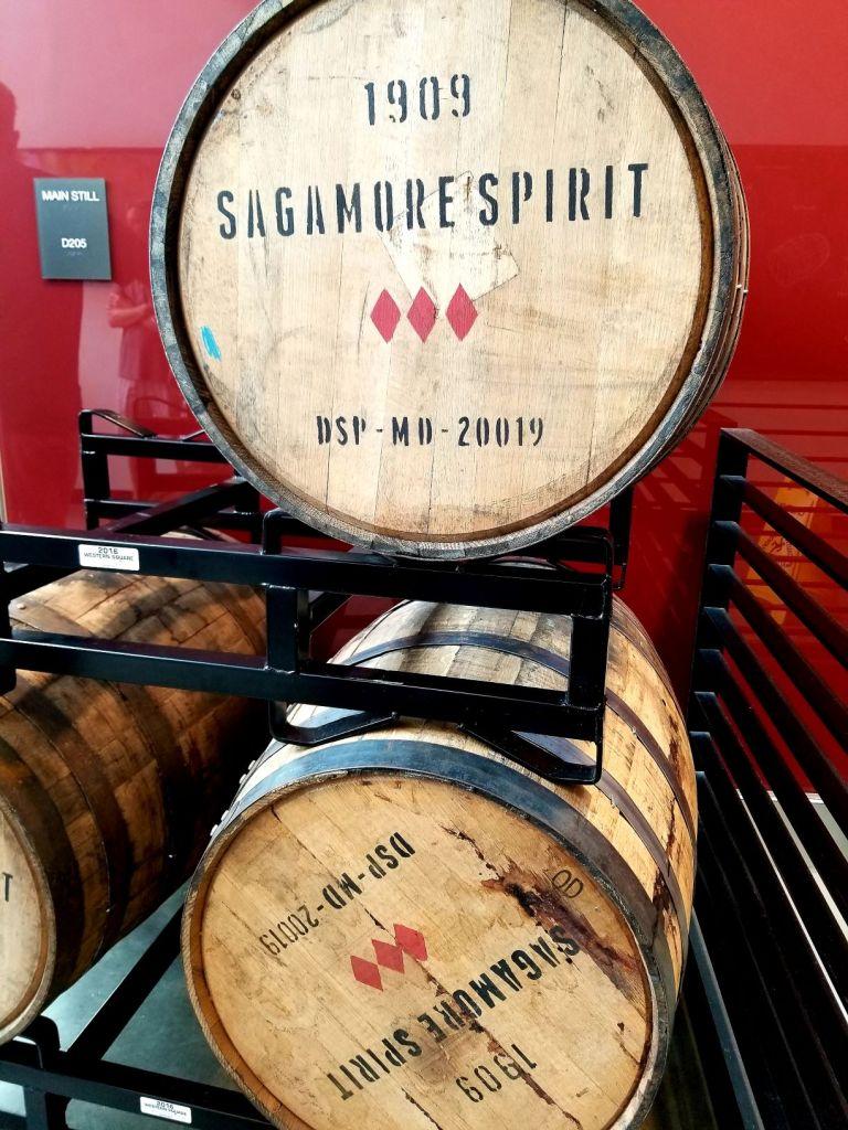 Sagamore Spirit Distillery 7