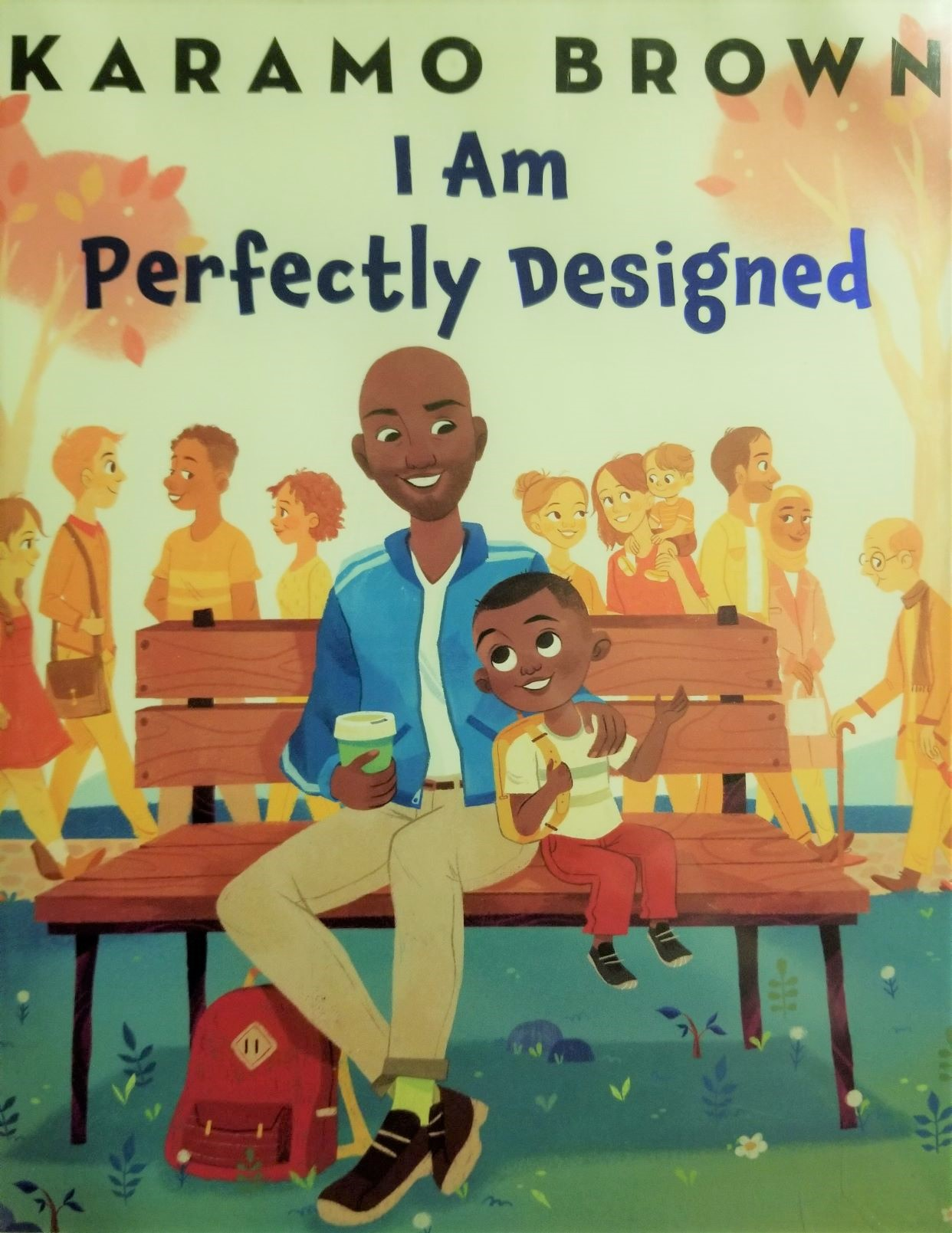 I Am Perfectly Designed: Perfect for Kids