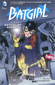 Batgirl Vol. 1: Batgirl of Burnside -- t's Batgirl as you've never seen her before! Big changes are here for Barbara Gordon as she moves across Gotham City to begin a new chapter in her ongoing fight against crime as Batgirl.
