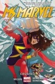 Ms. Marvel #3 -- Kamala Khan is an ordinary girl from Jersey City -- until she's suddenly empowered with extraordinary gifts. But who truly is the new Ms. Marvel? Teenager? Muslim? Inhuman? Find out as she takes the Marvel Universe by storm! Don't miss volumes 1 and 2, also available at the library.