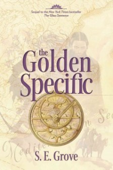 The Golden Specific - Sequel to: The Glass Sentence
