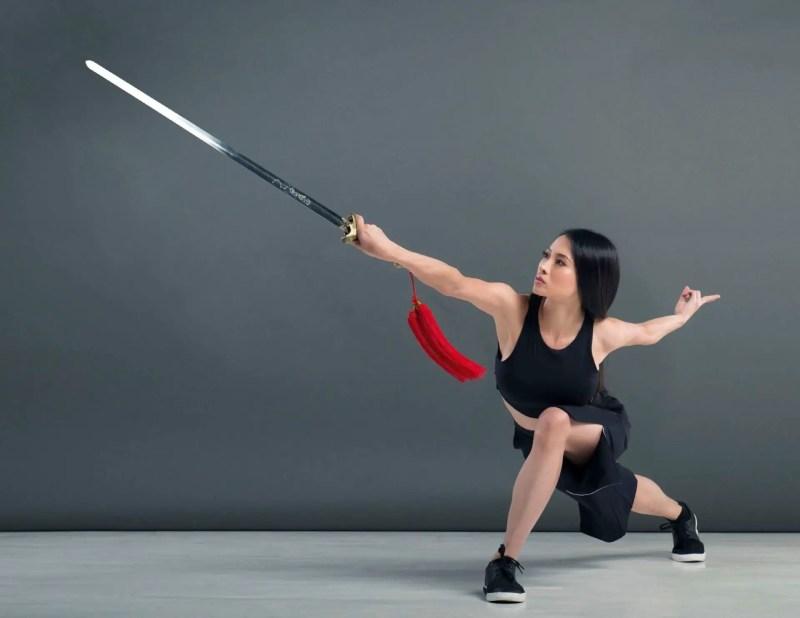 Sexy Wushu Workout: Janice Hung