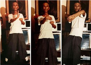 The Wing Chun Forms