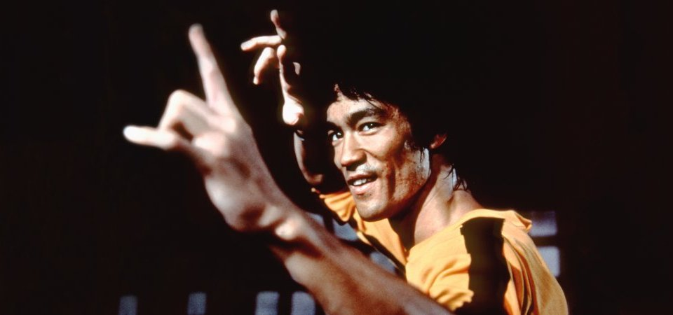 Bruce Lee the Philosopher