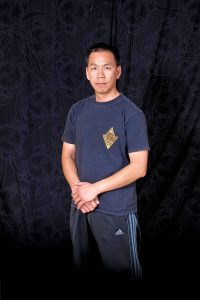 Interview with Sifu Gorden Lu