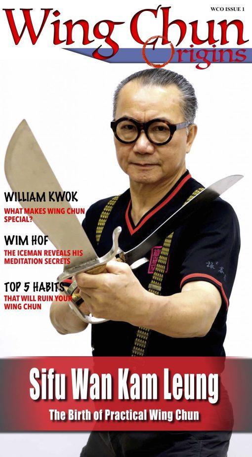 Wing Chun Origins Issue 1