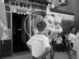 Macau - Lion Dance Team