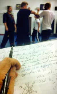 How to Take WingChun Notes