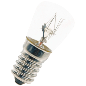 Bailey Miniature Edison Screw indicatie- en signaleringslamp 24V 25W E14 22X48BAILEY E48024025