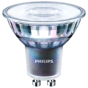 Philips Master LEDspot ledlamp, 5,5-(50) WATT, DIMBAAR 2700K, 355 Lm, 800 cd