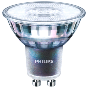 Philips Master LEDspot ledlamp, 5,5-(50) WATT, DIMBAAR 2700K, 355 Lm, 800 cd