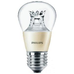 Philips Master LEDluster led-lamp 4W E27 HELDER DIMBAAR