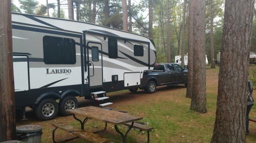 2017 Keystone Laredo 325RL @ Rhinelander, WI