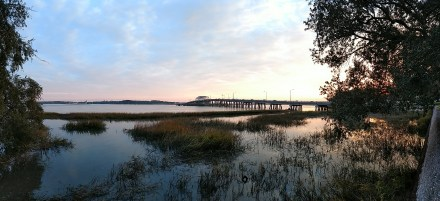 Woods Memorial Bridge, Harbor River, Beaufort, SC