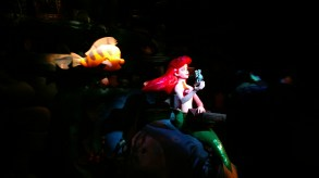 Ariel in Under the Sea at Magic Kingdom (January 4, 2018)