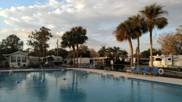 north pool at winter garden rv resort - Winter Garden Rv Resort