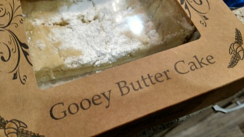 Gooey Butter Cake Box