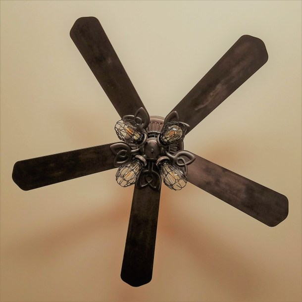 How To Update A Ceiling Fan And Save