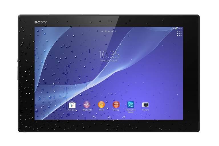 تابلت z2 احدث جهاز لوحي من سوني sony xperia z2 tablet lte