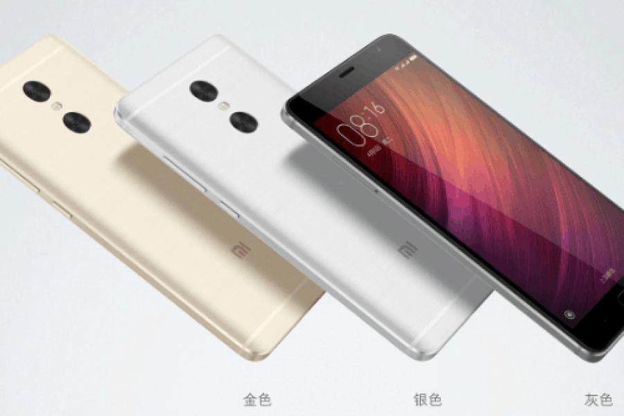 شركة شاومي تعلن رسمياً عن هاتف Redmi Pro بكاميرا مزدوجة