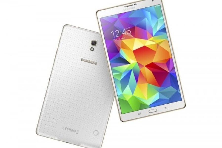 سامسونج تكشف رسميا سلسلة الاجهزة اللوحية Galaxy Tab S