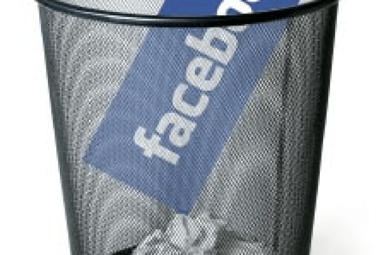 حذف حساب الفيس بوك بالصور Delete Your Facebook Account