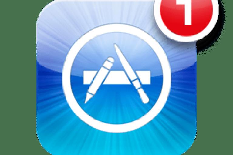 كيفية تحديث البرامج في الايفون update apps on iphone