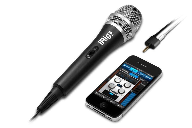 تشغيل الميكروفون في الايفون على سكايب, الفيس بوك, فايبر, تانجو   microphone iphone app