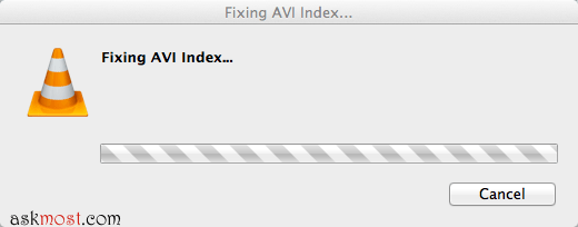 broken or missing avi index-20