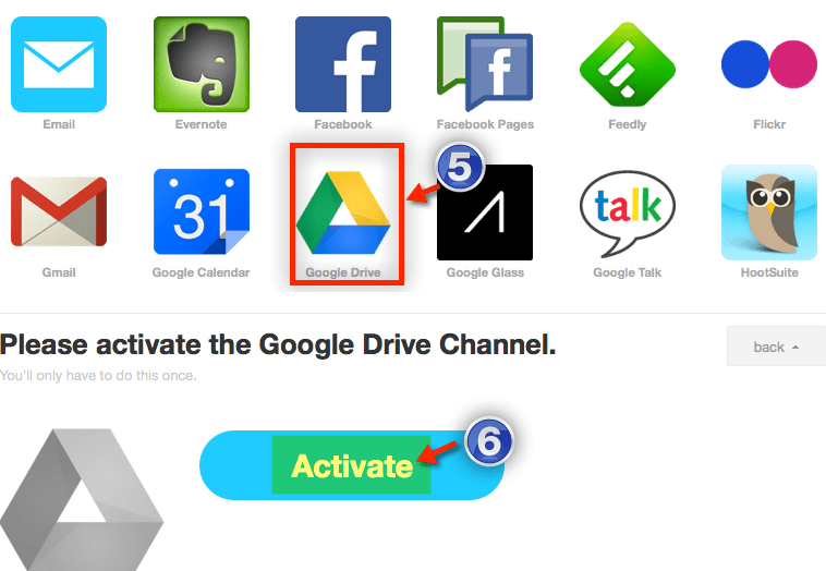 backup instagram photos to google drive-3