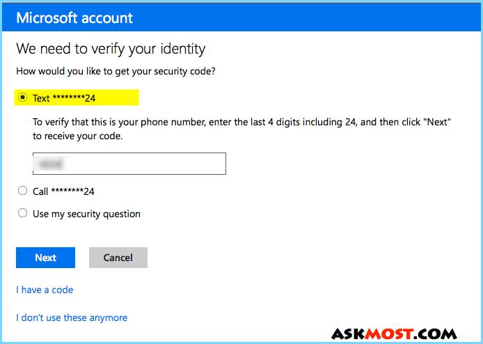باسورد حساب مايكروسوفت_3