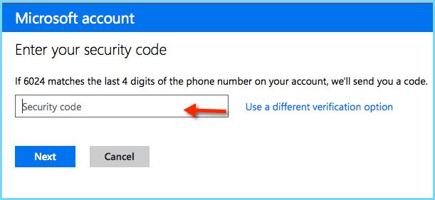 باسورد حساب مايكروسوفت_4