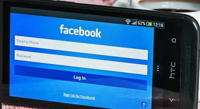 معرفة باسورد الفيس بوك المخزنة على الجهاز