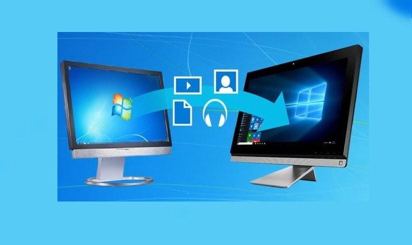 برنامج نقل الملفات من كمبيوتر الى كمبيوتر عن طريق الشبكة