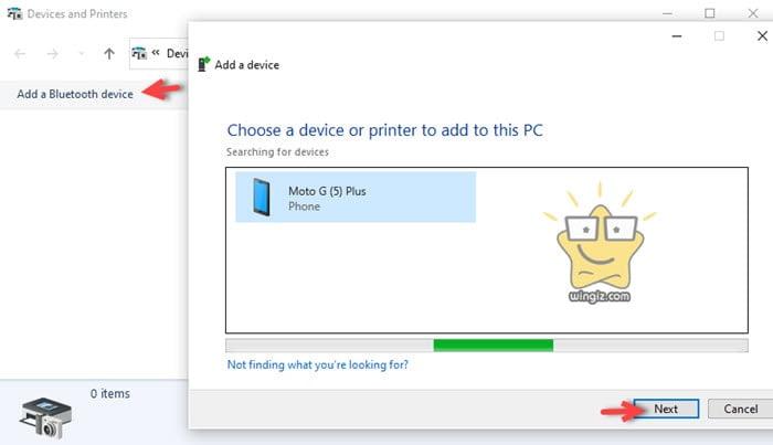 توصيل النت من الموبايل للكمبيوتر عن طريق البلوتوث