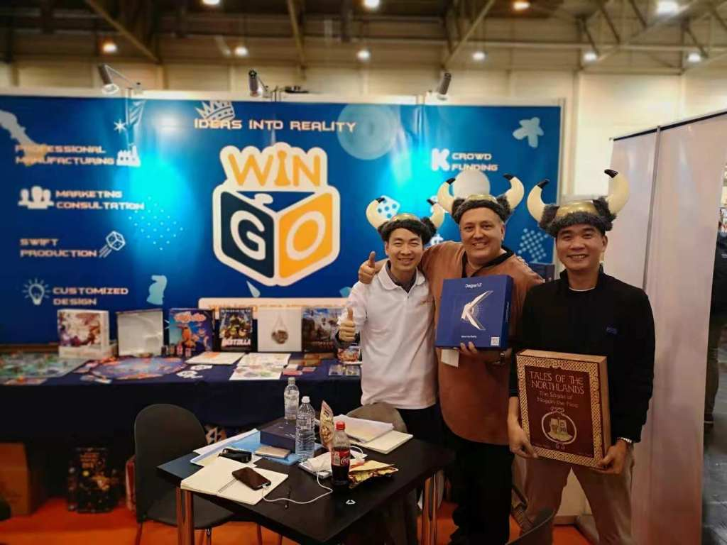 wingo games-board game maker-choosing board game manufacturer