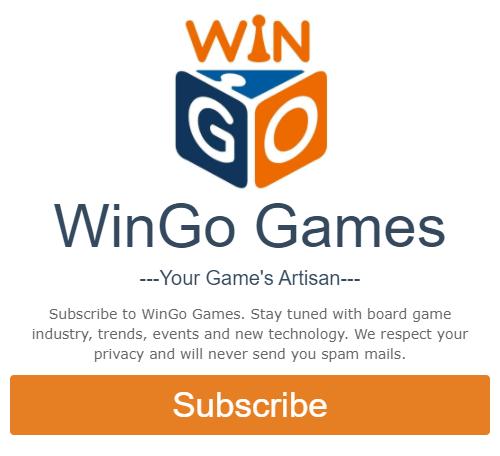 wingo games-board game maker- custom board game-sign up