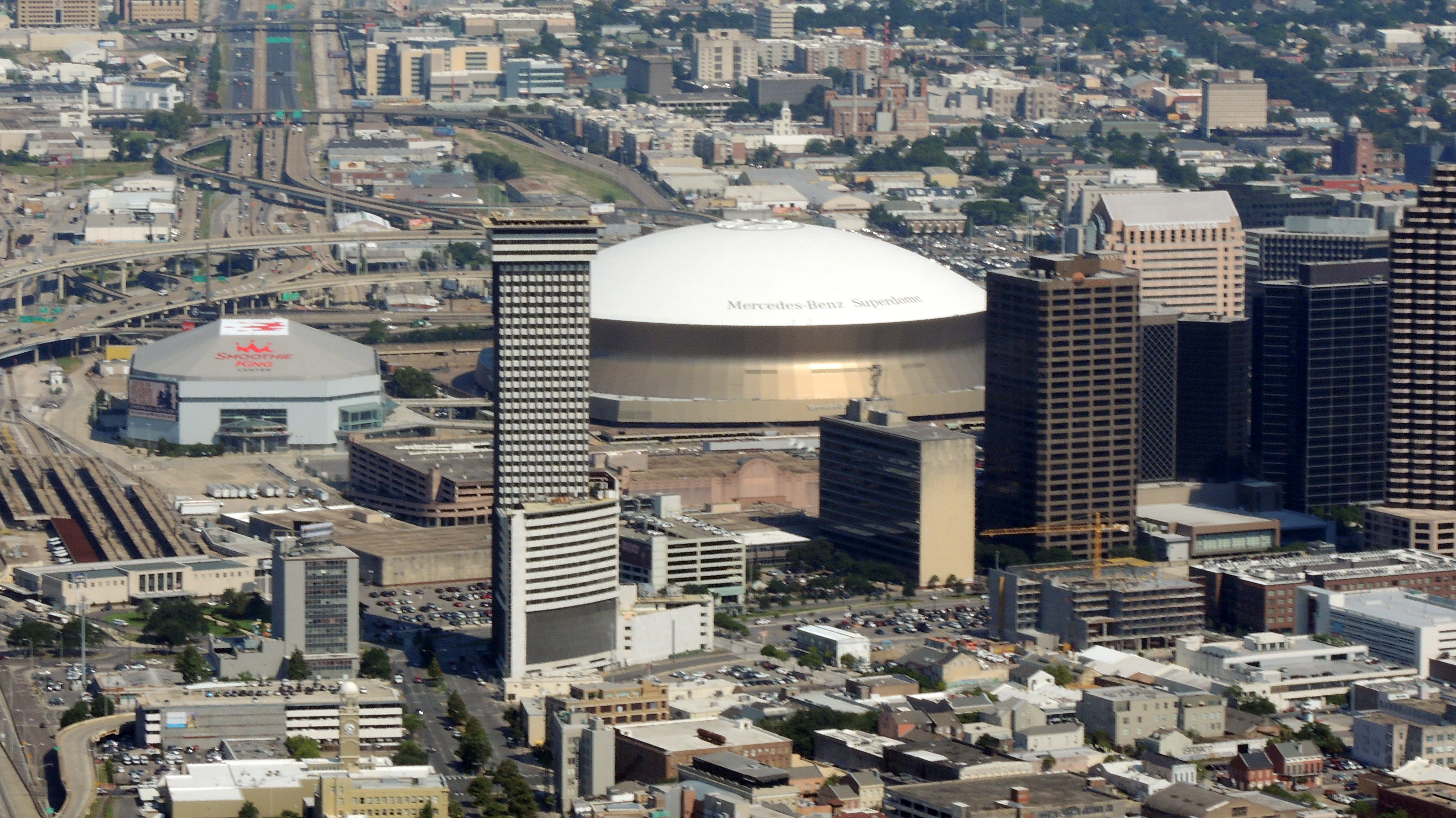 025     Day 2 New Orleans Superdome