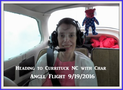 Heading to Currituck North Carolina with Charlene
