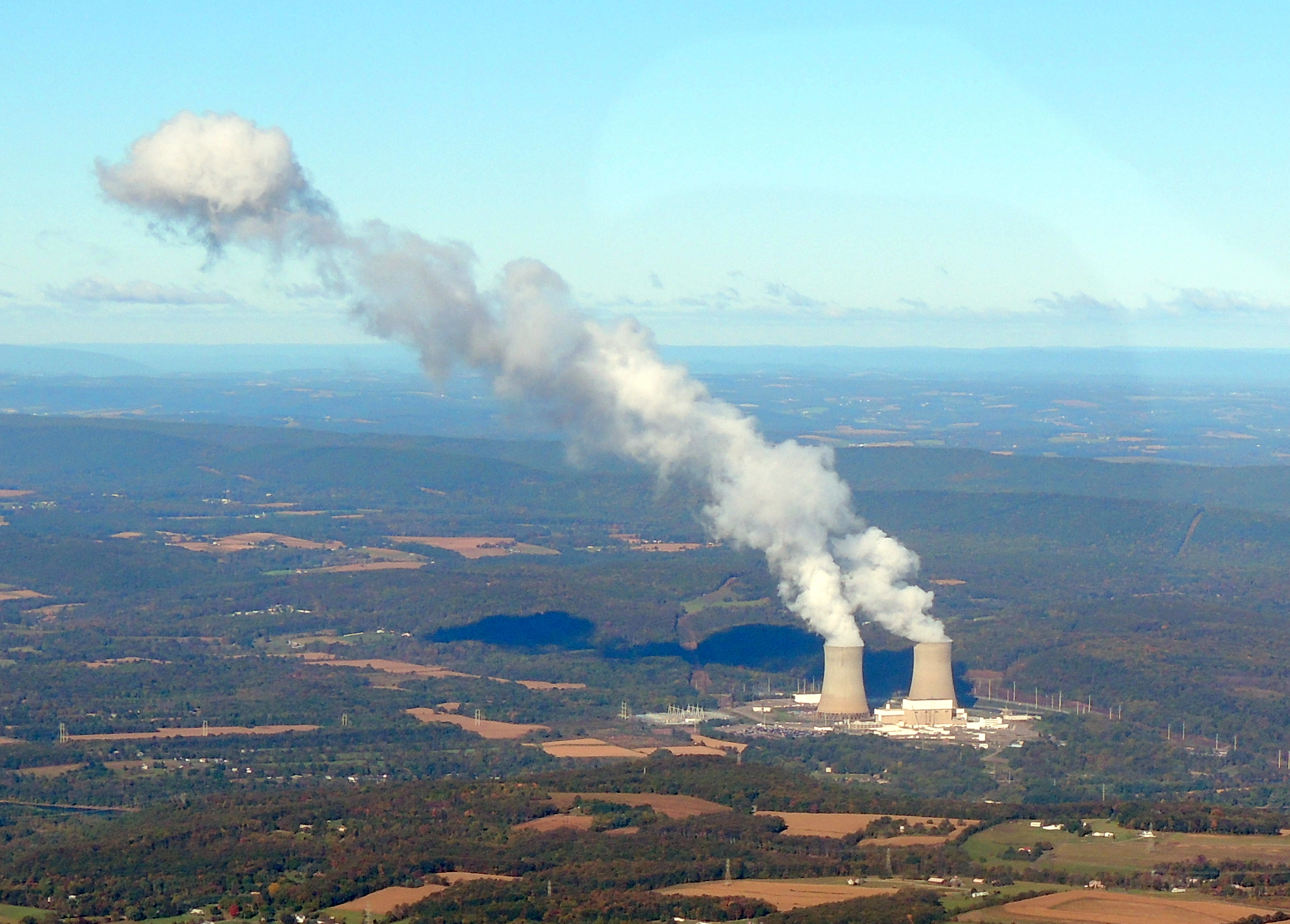Power Plant in PA