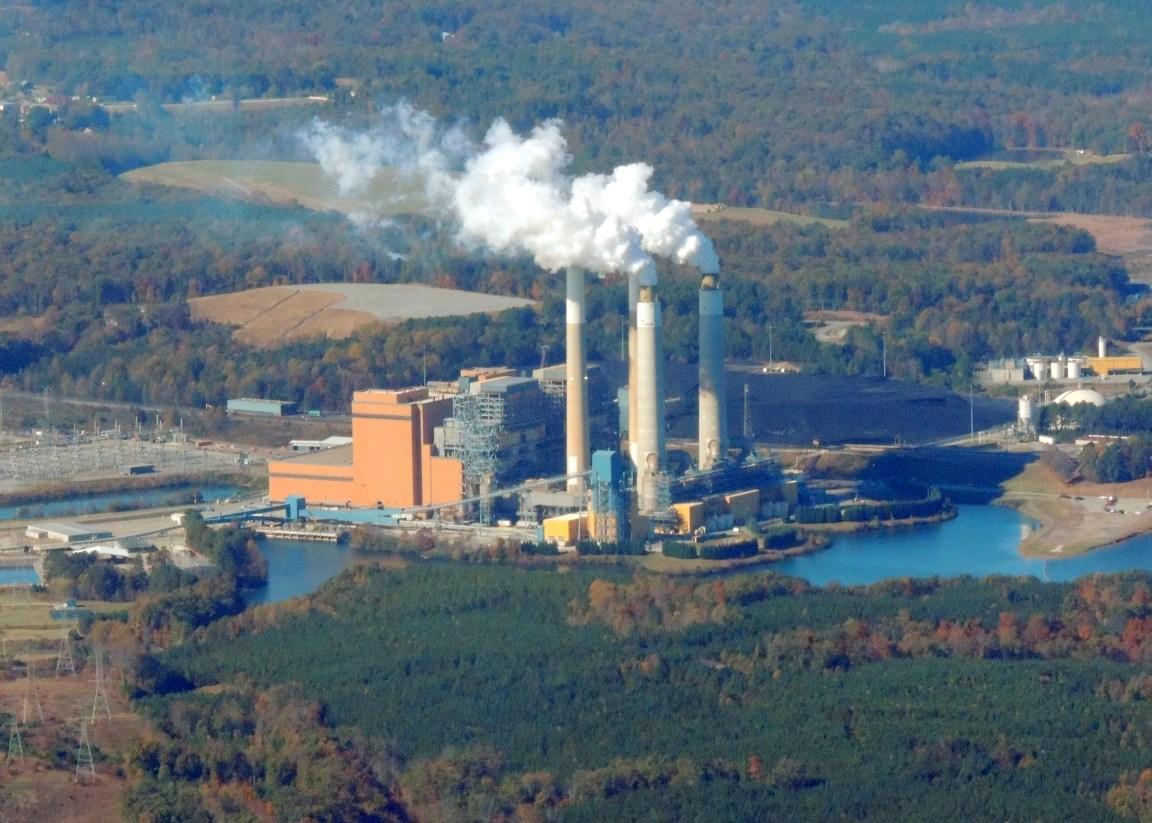 Duke Power Plant in North Carolina (Hydroelectric)