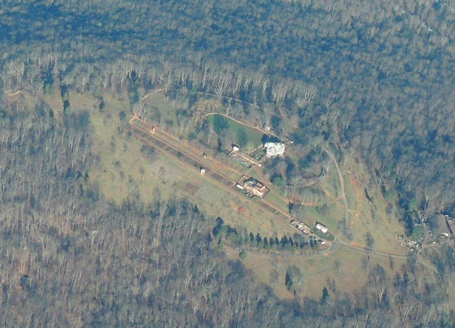 "Thomas Jefferson's Home ""Monticello"""