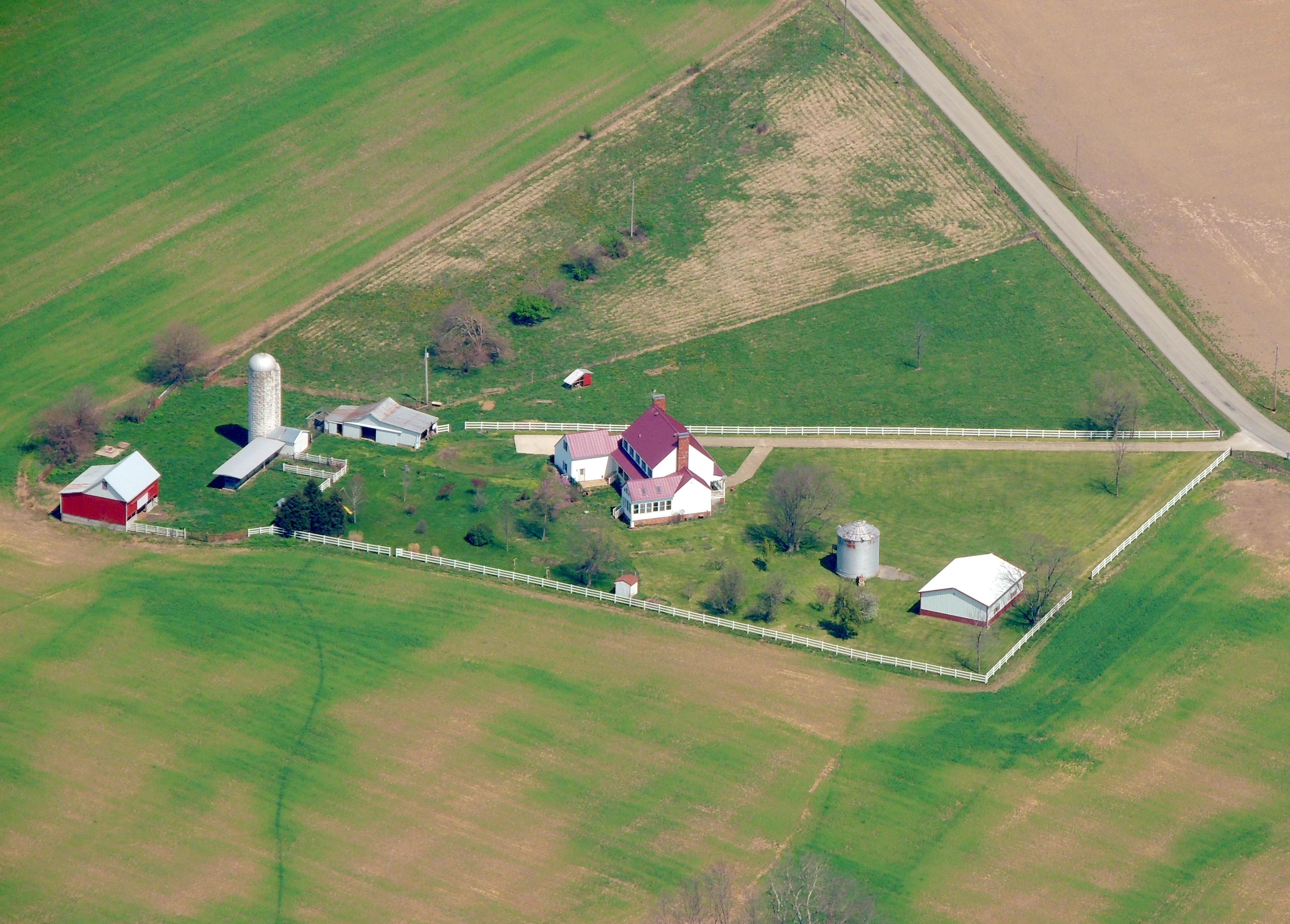 Farm in Ohio